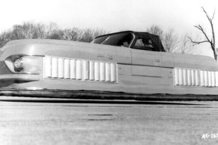Curtiss-Wright Model 2500 lebegő autó, 1959