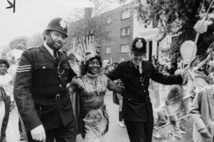 A Notting Hill-i karnevál.