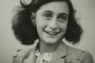 Anne Frank élete a képekben.