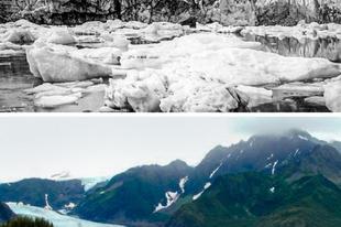 Az éghajlatváltozás következményei a bolygónkon.