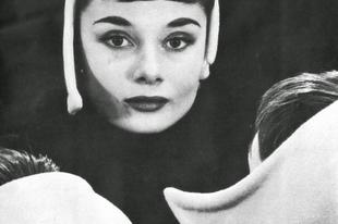 Ritka fotók Audrey Hepburnről.