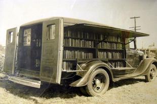 Mozgó könyvtárak