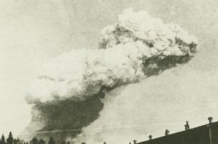 A halifaxi robbanás.