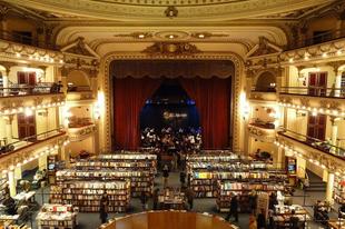 Könyvesboltok a világ minden tájáról