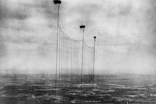 Katonai léggömbök az első világháborúban.