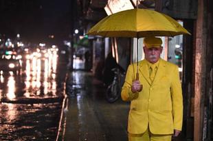 Aleppó sárga embere