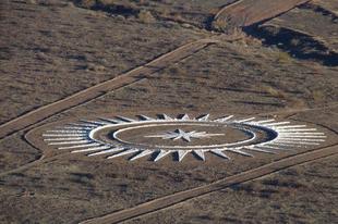 Leszállópálya ufóknak, az argentin sivatagban
