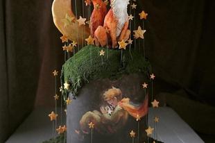 Elena Gnut elképesztő tortái.