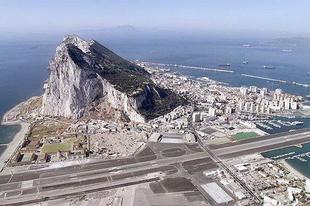 A Gibraltári repülőtér