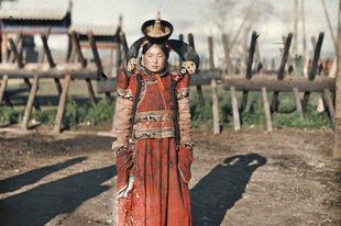 Bámulatos színes képek 100 évvel ezelőttről.