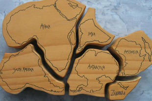 Zélandia a Föld új kontinense.