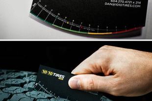 Kreatív névjegykártyák