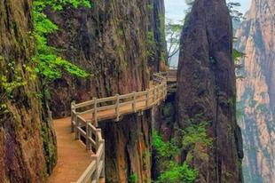 A legveszélyesebb gyalogos utak a világ minden tájáról.