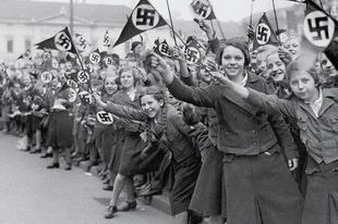 Mindennapi élet a náci Németországban.