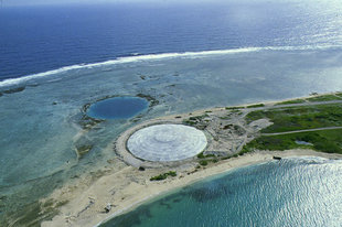 A Cactus Dome, radioaktív anyag temető