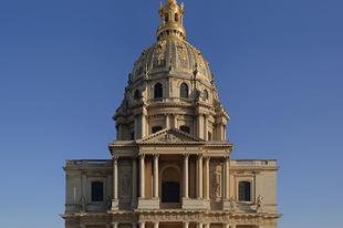 A Saint Louis des Invalides kápolna - Napóleon sírja.