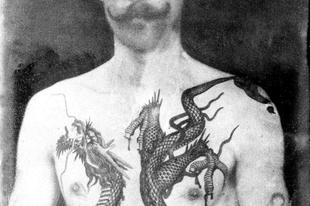 Anglia első tetoválóművésze.