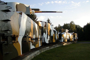 15 páncélozott vonat a világ minden tájáról.
