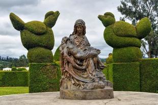 A Tulcán temető