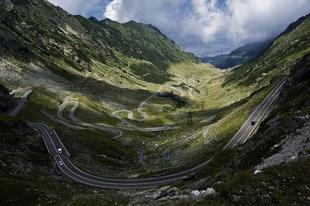 A legszebb utak a világ minden tájáról