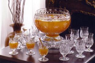 """A tél egyik közkedvelt itala, a """"Puncs""""."""