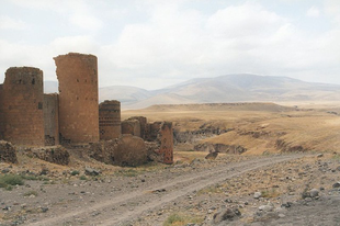 Ani a középkori Örményország fővárosa