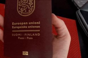 A világ legszebb útlevelei.