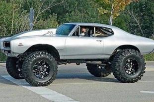 A legfurcsább járművek a világon.