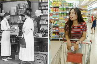 16 fotó, amely megmutatja, hogyan változott a világ 100 év alatt.