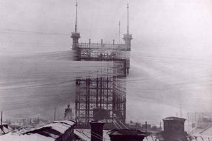 Stockholm a telefonvonalak hálójában a 19. században