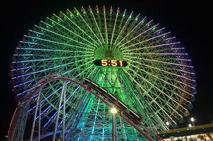 A Cosmo Clock 21 óriáskerék