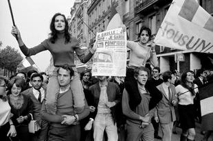 1968-as Párizsi diáklázadás