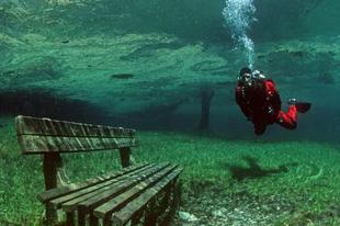 A csodálatos Zöld-tó Ausztriában