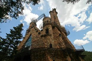 A coloradói Bishop Castle