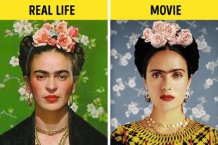 Színészek, akik híres embereket játszottak filmekben, és a hasonlóságuk kísérteties