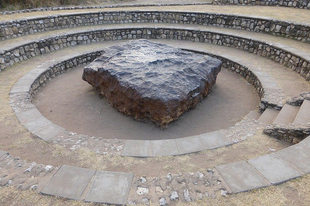 A hoba meteorit