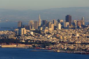 San Francisco - a hidak és ködök városa.