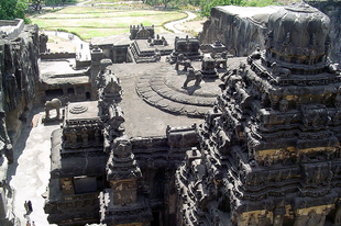 A Kailasa templom