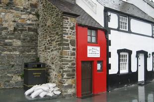 Nagy-Britannia legkisebb háza