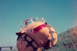 1954-ben ezzel a Rhino névre hallgató járművel akarták leváltani a tankokat.