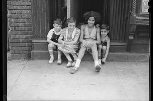 New York City 1938 nyarán.