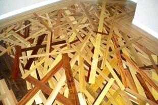 Csodálatos fa padlóburkolatok.