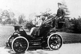 Furcsa autók a múltból.