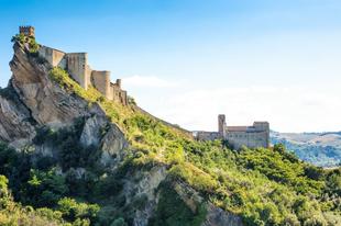 Csodás Olasz hegyvidéki városok