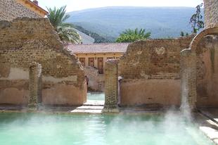 Ez a római fürdő több mint 2000 évvel ezelőtt épült, és még mindig működik.