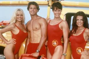 A Baywatch tv-sorozat szereplői 25 évvel később