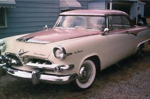 Dodge La Femme 1955, csak nőknek.