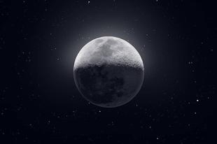 50 ezer képből készült ez a 81MP-es fotó a Holdról