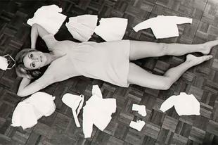Sharon Tate utolsó képei, London, 1969.