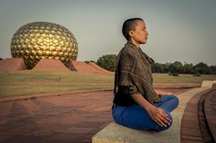 Auroville, a világ egyik legismertebb spirituális központja